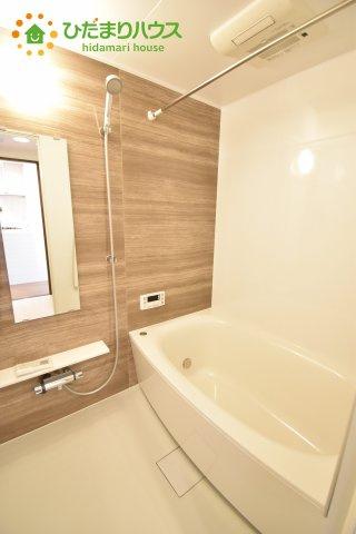 【浴室】アーバンみらい東大宮東二番街9-4号棟