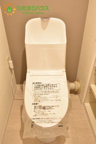 【トイレ】アーバンみらい東大宮東二番街9-4号棟