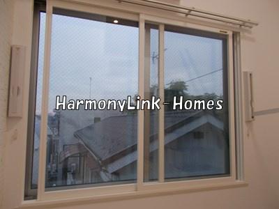 ハーモニーテラス大久保の窓♫