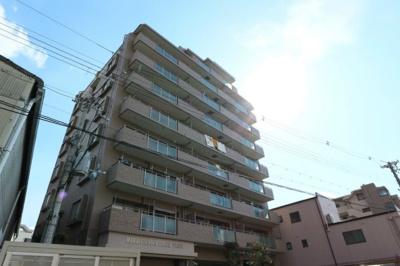 【現地写真】 鉄筋コンクリート造の22戸♪分譲マンション♪