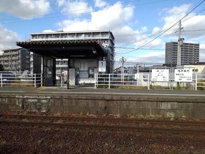JR久大本線 御井駅まで450m