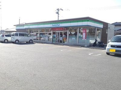 ファミリーマート久留米北野町店まで550m