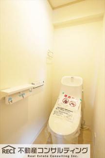 【トイレ】神戸サンクレバー