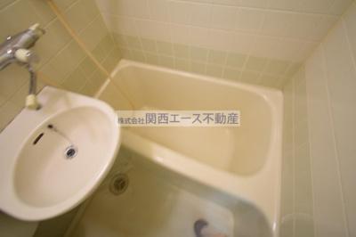 【浴室】KSピースマンション