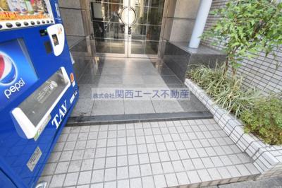 【エントランス】KSピースマンション