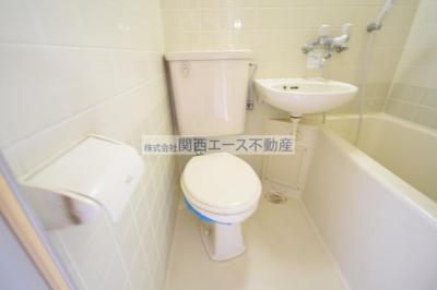 【トイレ】KSピースマンション
