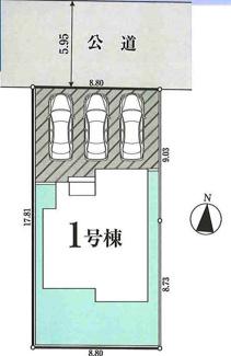 敷地156.23㎡(47.25坪)