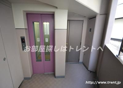 【その他共用部分】コンシェリアR四谷