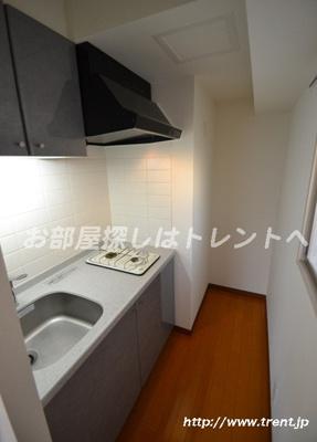 【キッチン】コンシェリアR四谷
