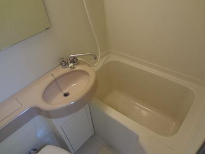 【浴室】ロイヤルマルトウⅠ
