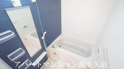 【浴室】サンセールアダチ
