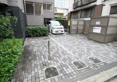 【駐車場】フェニックス目黒弐番館