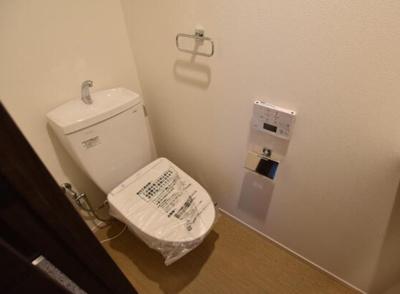 【トイレ】スタンズ池袋WEST