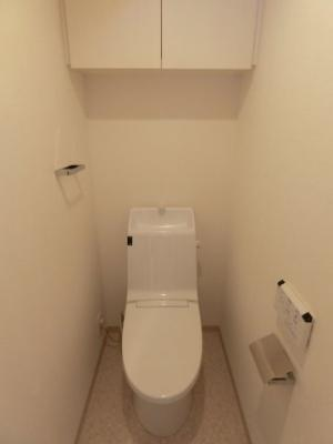 【トイレ】クレア堀切菖蒲園