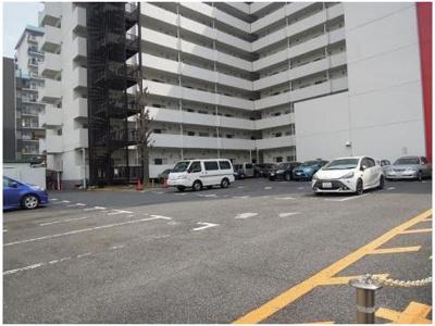 【エントランス】東陽町ハイホームA棟 6階 空室 東陽町駅4分