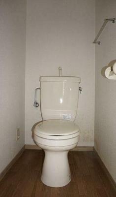 【トイレ】パークサイド上矢部A棟