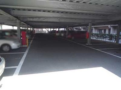 【駐車場】八木パークハウス桜通り