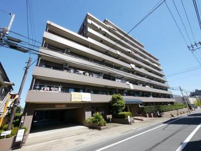 【外観】コスモ王子神谷