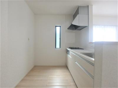 【キッチン】クレレイドルガーデン 新築戸建て 館林市当郷町第2-全2棟-