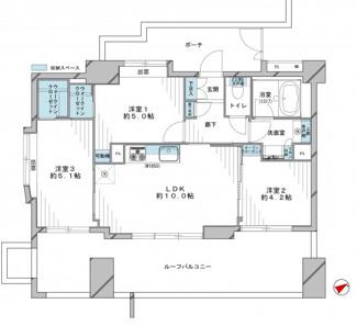レクセルマンション西新井