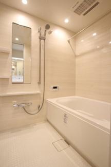 【浴室】レクセルマンション西新井