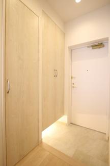 【玄関】レクセルマンション西新井
