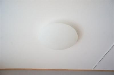 7.0帖洋室の照明取付済! LDK,5.5帖照明はお好みのデザインで取り付けてください^^