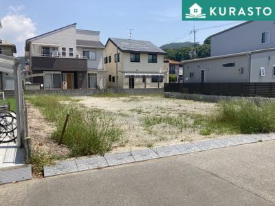 【外観】赤穂市元塩町/売土地
