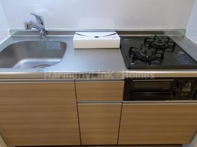 BLESS西巣鴨のコンパクトなキッチンで掃除もラクラク☆