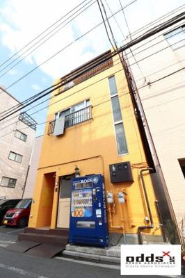 【外観】浅草4丁目店舗・事務所