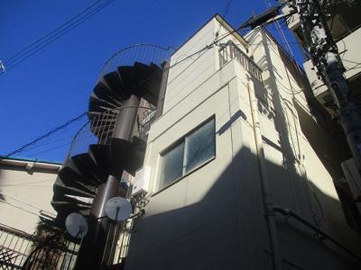 【外観】玉城貸家