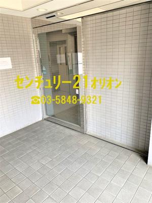 【エントランス】APEX(アペックス)中村橋
