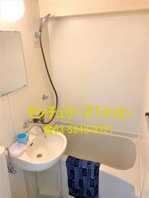 【浴室】APEX中村橋
