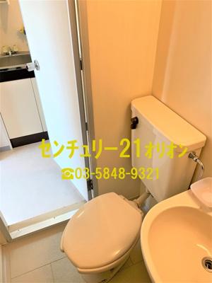 【トイレ】APEX(アペックス)中村橋