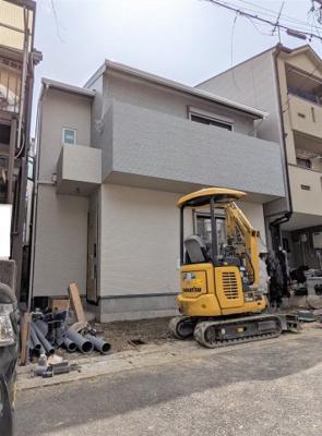 【外観】京都市山科区北花山河原町