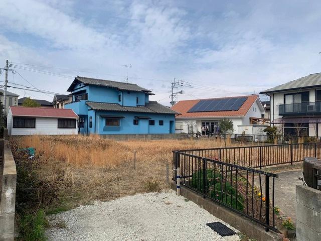 【外観】新宮町下府6丁目土地