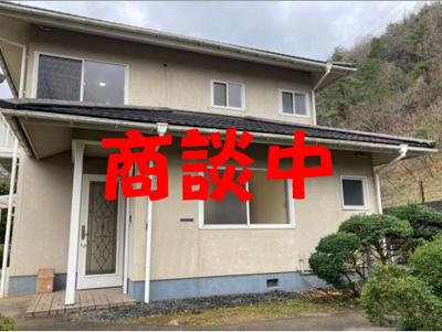 【外観】鳥取市滝山戸建て