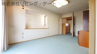 2階の10.2帖の洋室です。寝室にいかがですか