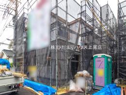 桶川市北1丁目 新築一戸建て ハートフルタウン 01の画像