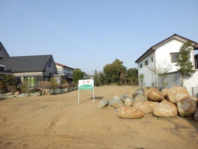 【外観】中原町土地
