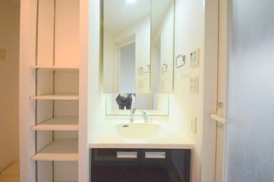 【洗面所】レジュールアッシュ福島