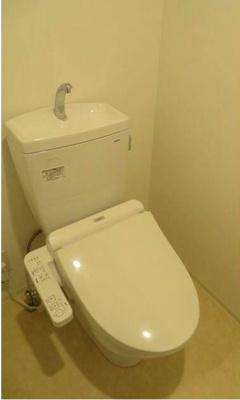 【トイレ】フェルクルールプレスト池袋ウエスト