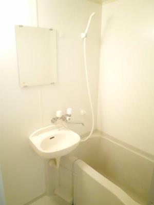 【浴室】ポプラハウス