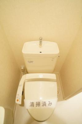 【トイレ】テラスハサマ