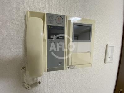 エイペックス梅田東II TV付モニターフォン