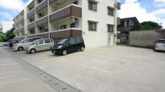 【駐車場】光マンション駐車場