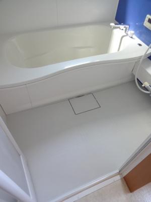 【浴室】ヒルトップ大平
