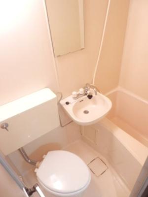 【浴室】ソレイユひばりヶ丘