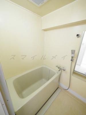 【浴室】CASSIA保土ヶ谷(旧日宝コートヒルズ保土ヶ谷)当社では仲介手数料無料キャンペーン中