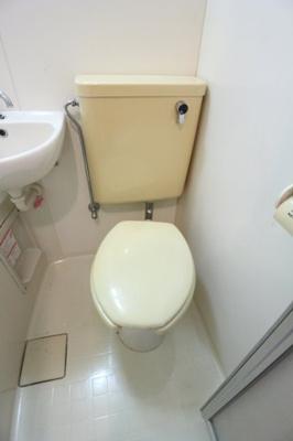 【トイレ】キャッスルコートII